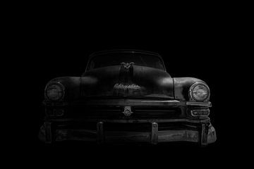 Chrysler uit de jaren 50. van Humphry Jacobs