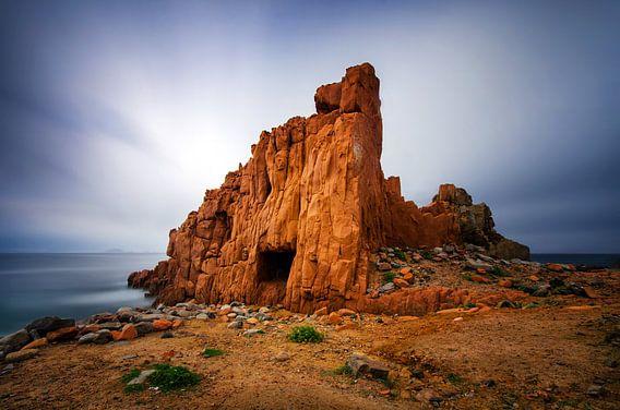 Arbatax rocks van Wojciech Kruczynski