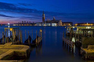 Sonnenaufgang in Venedig von Heiko Lehmann