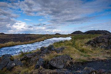 Myrdalssandur IJsland van Joke Beers-Blom