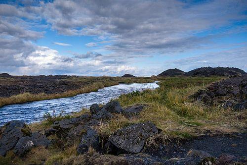 Myrdalssandur IJsland
