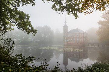 Mystisches Schloss Bouvigne Breda