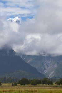 Mount Cook Nieuw Zeeland