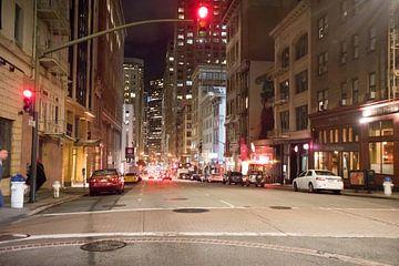 San Francisco by Night von Hans Jansen