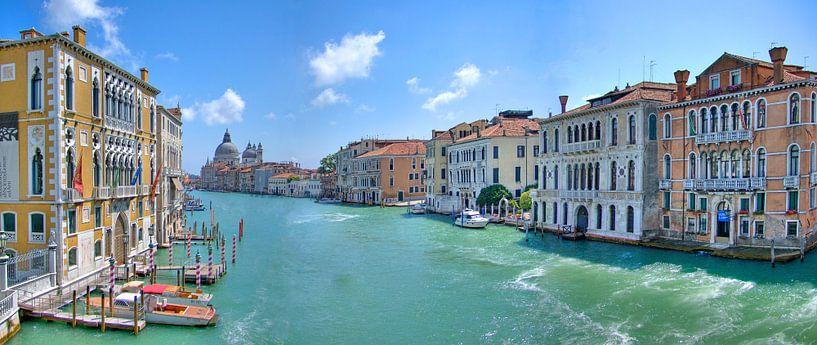 Grand Canal Venetie van Rens Marskamp
