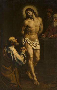 Die Reue des heiligen Petrus, Juan de Valdés Leal