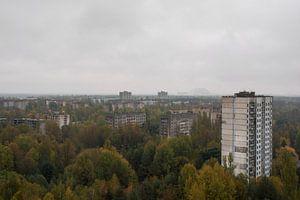 Pripyat skyline