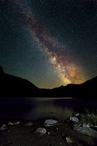 Melkweg in Oostenrijk