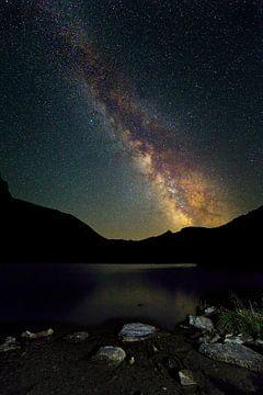 Galaxy in Österreich von Anton de Zeeuw