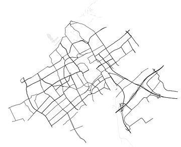 Den Haag van Drawn by Johan