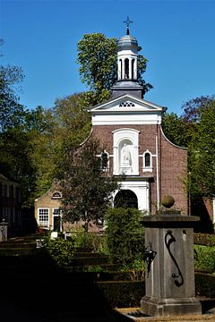 Begijnhof Breda Catharinastraat van Maurits Bredius