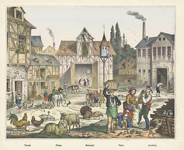 Boerderij, Firma Joseph Scholz, 1829 - 1880_2