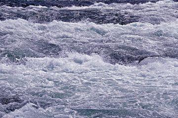 Wildwasser von Paul van Baardwijk