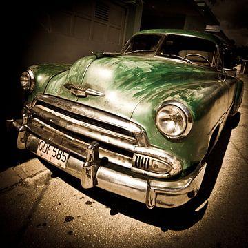 Chevrolet van Evelyne Dierikx