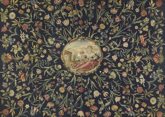 Tafelkleed, Maximiliaan van der Gucht van Meesterlijcke Meesters