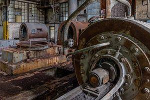 Lost industry van serge baugniet