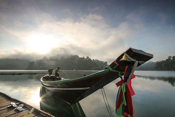 Morgenstimmung im Khao Sok Nationalpark