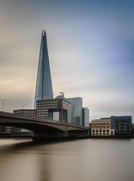 De Shard, Londen, Engeland van Adelheid Smitt