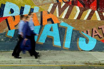 Mauerbrecher in Irland von Patrick Lohmüller