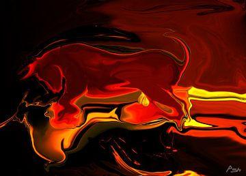 Feuerbulle von Antoine Shafouns