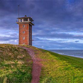 Turm der Küstenwache Huisduinen / Den Helder. von Justin Sinner Pictures ( Fotograaf op Texel)