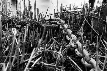 Die Glieder einer Eisenkette von JWB Fotografie