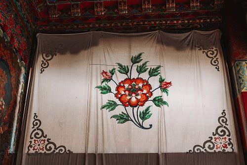 Tibetaans gelukssymbool: de Lotusbloem