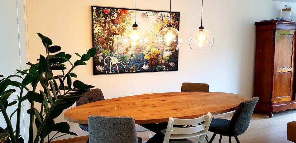 Kundenfoto: Marine Dream (Verhältnis 3:2) von Jesper Krijgsman, auf leinwand