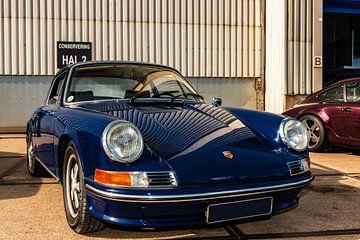 Porsche van Brian Morgan