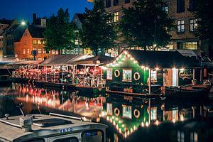 Copenhagen - Christianshavn at Night