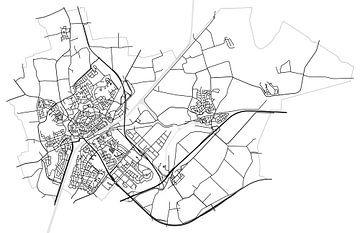 Middelburg von Drawn by Johan