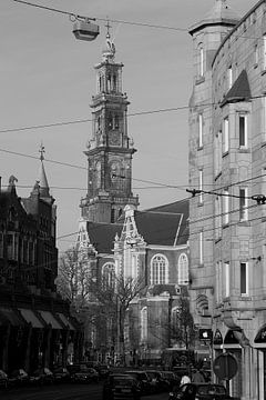 Westerkerk Amsterdam von Henk van Brecht