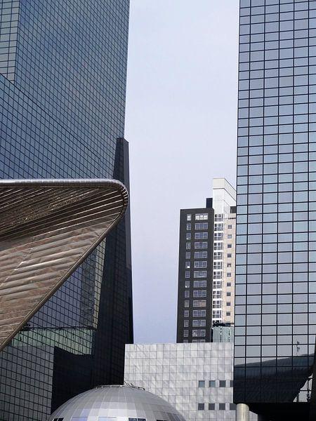 Rotterdam CS: Puntzak vs NN-Gebouw 1-3