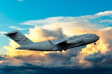 C-17 Boeing Globemaster III, USA van