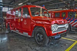 Brandweerauto Ford F600 brandweer Zijp van