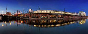Berlijn Jannowitzbrücke