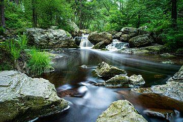 La Hoegne rivier van Luuk Belgers