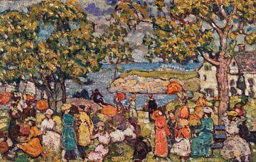 Maurice Prendergast-PicknickName