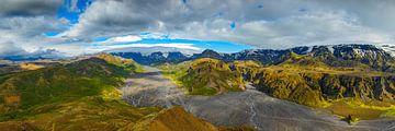 Hautes terres d'Islande sur Denis Feiner