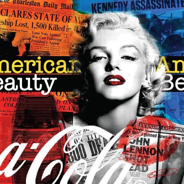 American Beauty 1 von Waskracht Ontwerpers