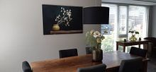Klantfoto: Judaspenning stilleven, geïnspireerd door de werken van de Dutch masters (gezien bij vtwonen) van Joske Kempink, op canvas