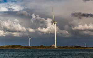 windmills van
