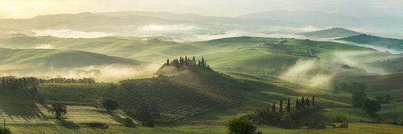 Toscaanse ochtend 1