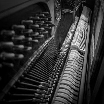 Piano binnenwerk sur Danny van Schijndel