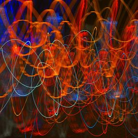 Neon Open & Soda's von Georges Hoeberechts
