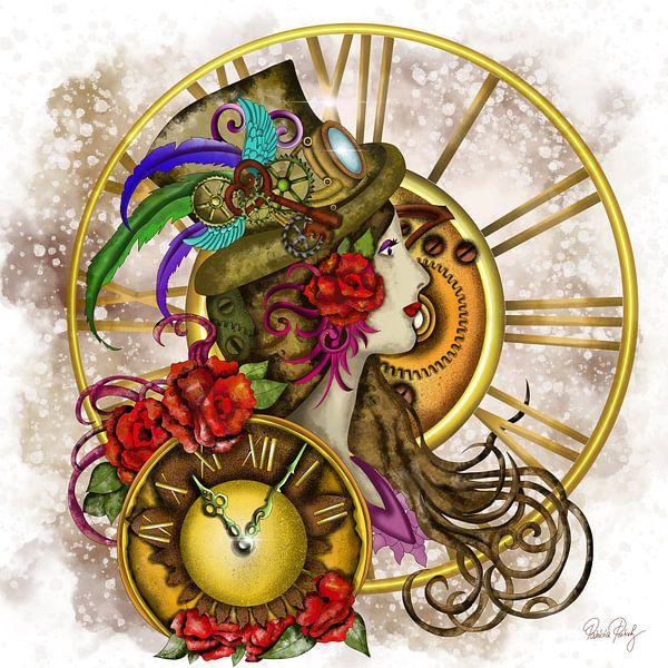 Steampunk - Time Lady von Patricia Piotrak