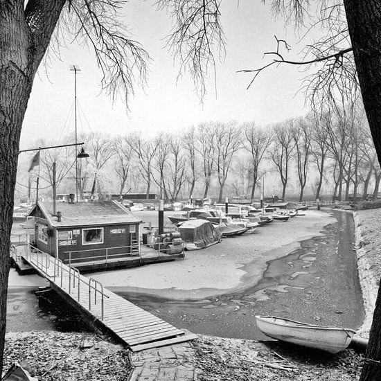Wantijhaven 1968 Dordrecht
