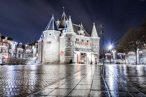 De Waag, Nieuwmarkt von Okko Meijer