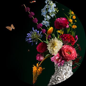 Stilleven Bloemen Balthasar van der Ast van Sander Van Laar