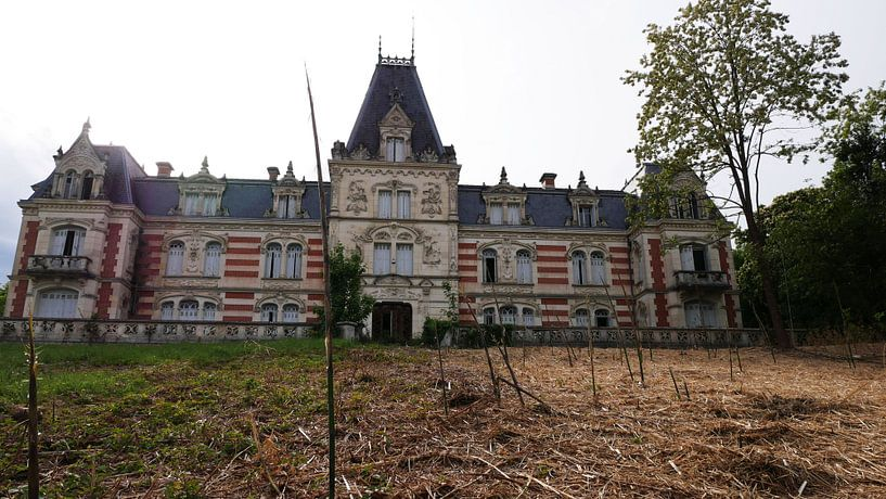 Het sprookjes kasteel von Edou Hofstra